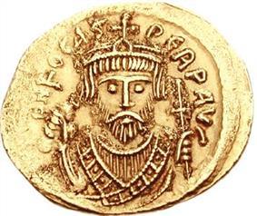 Emperor Flavius Phocas