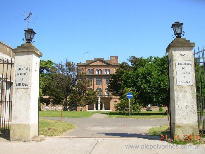 Colegio Maximo de San Jose: San Miguel, Buenos Aires