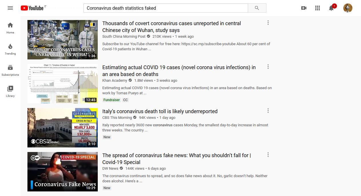 Screenshot_2020-04-09 (1) Coronavirus death statistics faked - YouTube