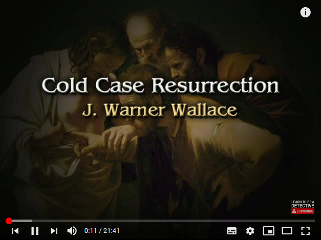 Screenshot_2020-04-25 (11) Good Reasons to Believe in the Resurrection of Jesus (Part 1) - YouTube